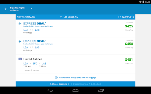 Priceline Hotels, Flight & Car Screenshot 9