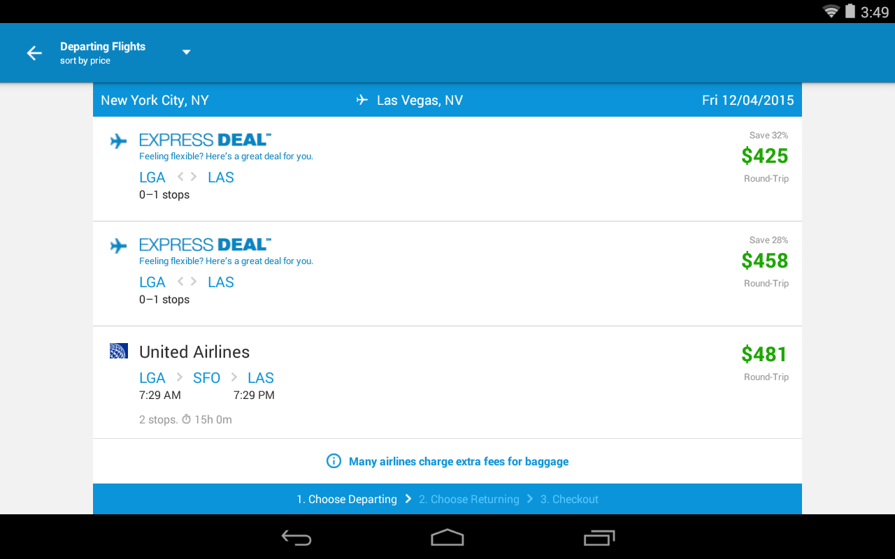 Priceline Hotel, Flight & Car - Android Apps on Google Play