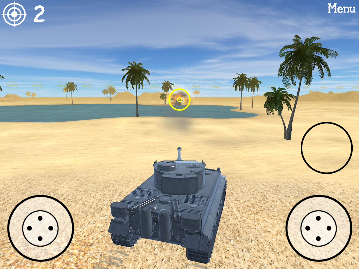 World War 2 Tanks- screenshot