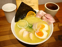 Soba Shinn & 柑橘