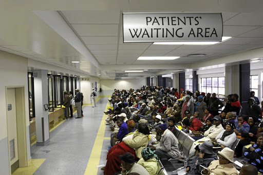 The aim of the NHI Bill is to bring better health care to more South Africans. Picture:Gallo Images