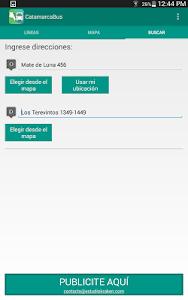 CatamarcaBus screenshot 7
