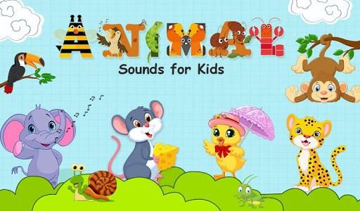 Animal Sounds: For Kids