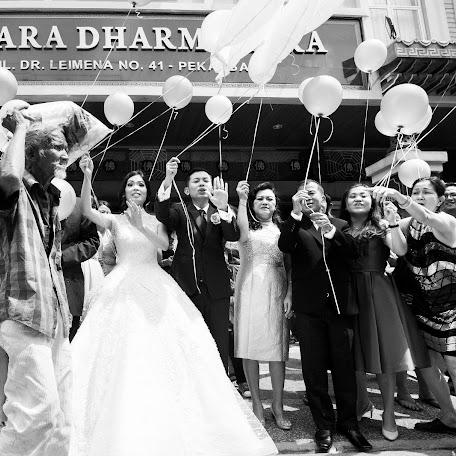 Fotógrafo de bodas Yos Harizal (yosrizal). Foto del 27.12.2017