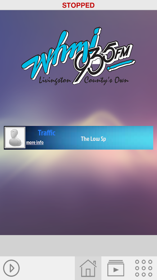 WHMI- screenshot