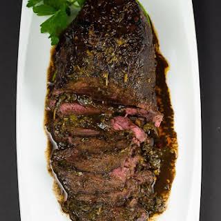 Beef Chimichurri.