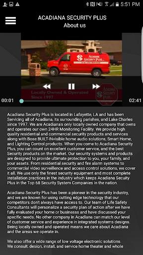 玩免費遊戲APP|下載Acadiana Security Plus app不用錢|硬是要APP
