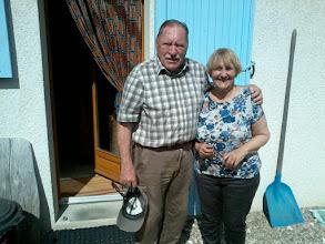 Photo: Valencogne - merci à Bernard Berlioz et sa femme  dépannage jacquaire