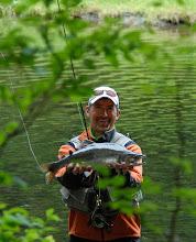 Photo: Fly Fishing the Lagoon