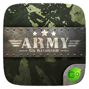 Army GO Keyboard Theme & Emoji  Icon