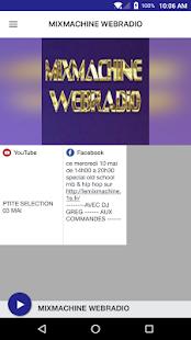 MIXMACHINE WEBRADIO - náhled