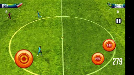 League Ultimate Soccer Dream 1.0 screenshots 5