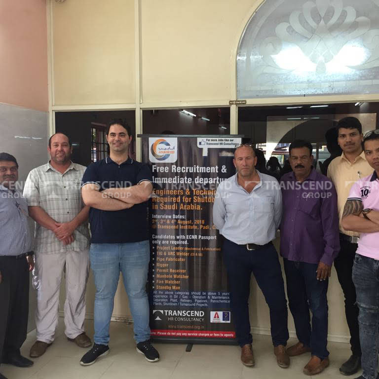 Transcend HR Consultancy - Overseas Recruitment Consultancy in