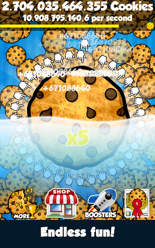 Download Cookie Clickers™ (Mod Money) 1 45 25 APK For