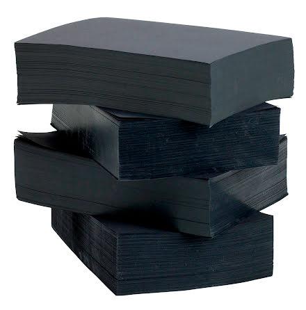 Tonpapper A4 110g svart 250/fp