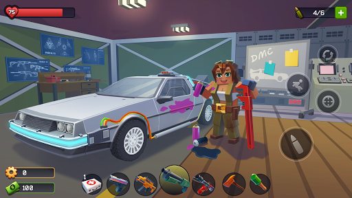 Pixel Combat: Zombies Strike filehippodl screenshot 3