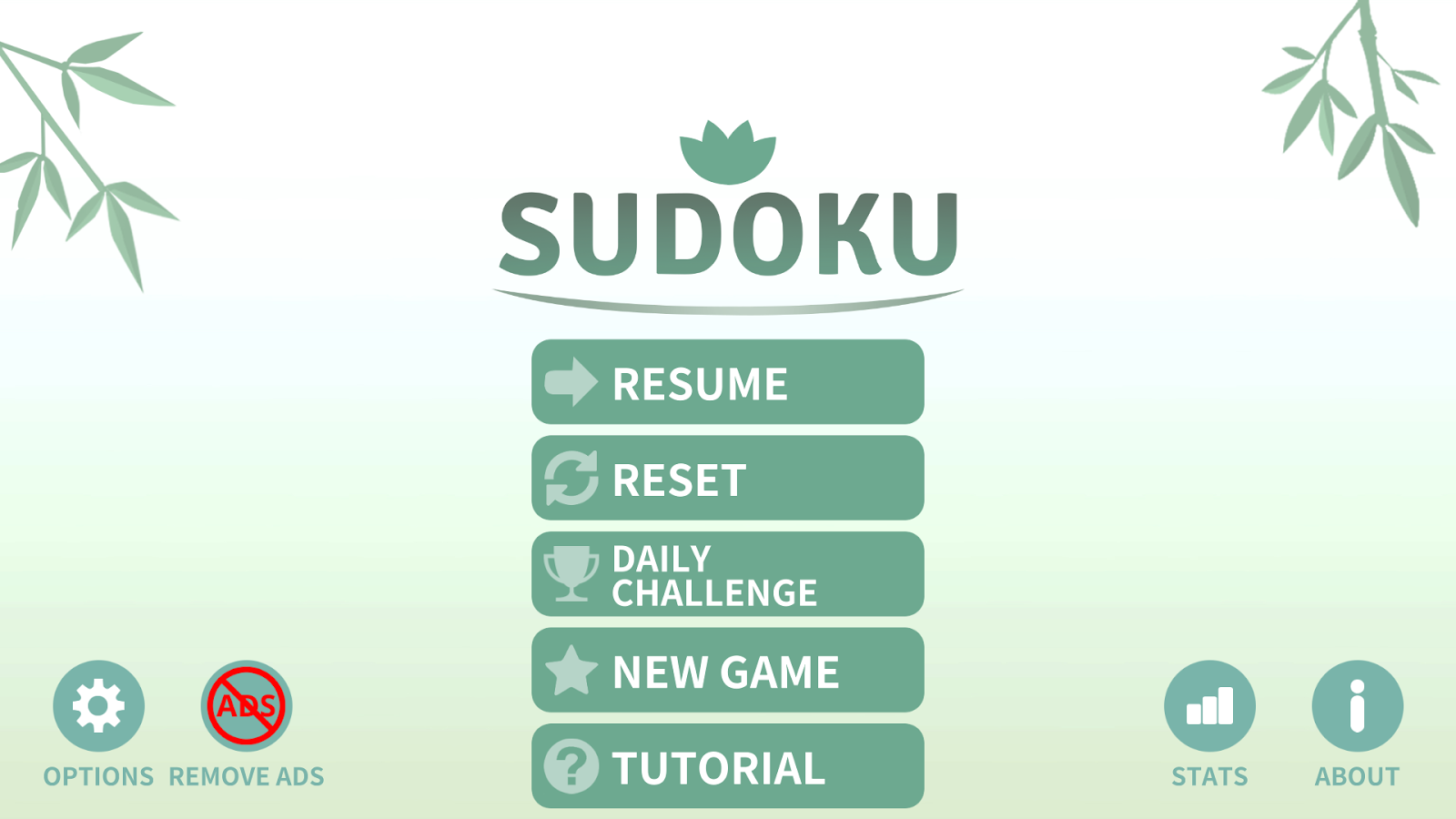 Sudoku. Logic Puzzle- screenshot