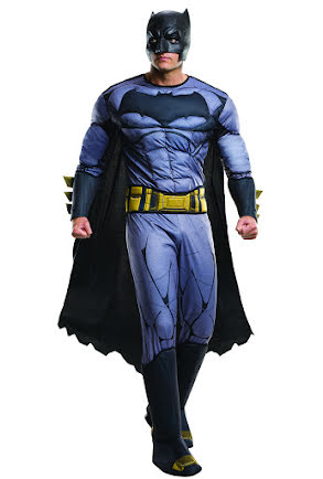 Dräkt Batman, deluxe
