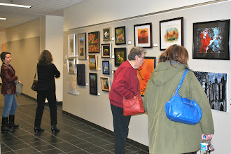 Photo: Art Appreciation: the New Gallery at Lower Bucks Campus