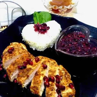 Pomegranate Seed Chicken Recipes