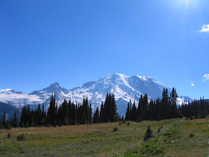 Photo: Mount Rainier