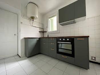 Appartement 3 pièces 58,42 m2