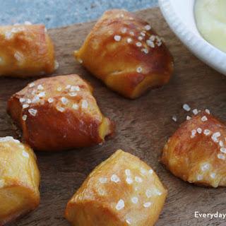 Soft Pretzel Bites.
