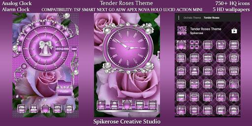 PC u7528 Tender Roses theme 2