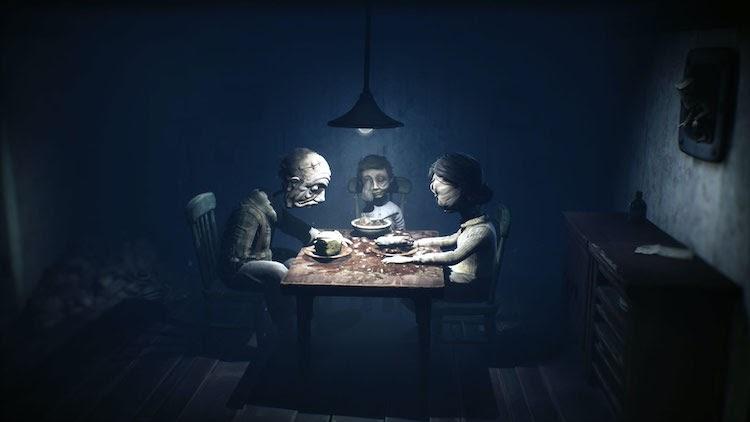 little nightmares 2 リトルナイトメア2