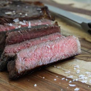 How to Reverse Sear Cook a Steak Recipe