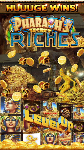 Pharaoh's Secret Riches Vegas Casino Slots 1.2 screenshots 1