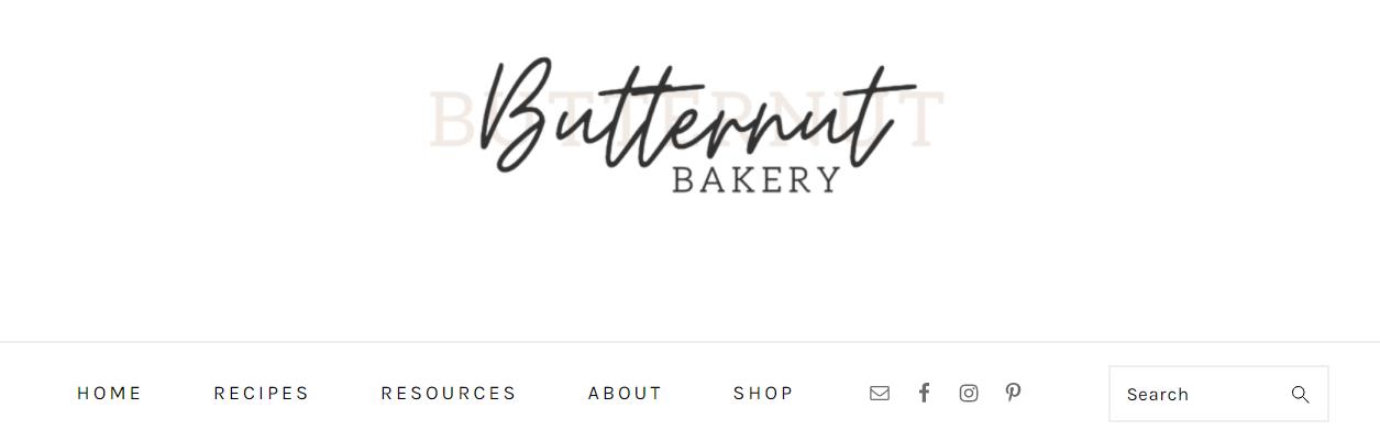 Butternut Bakery Food Blog