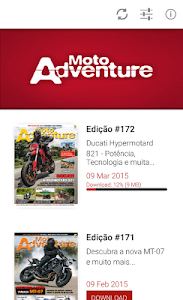 Revista Moto Adventure screenshot 1