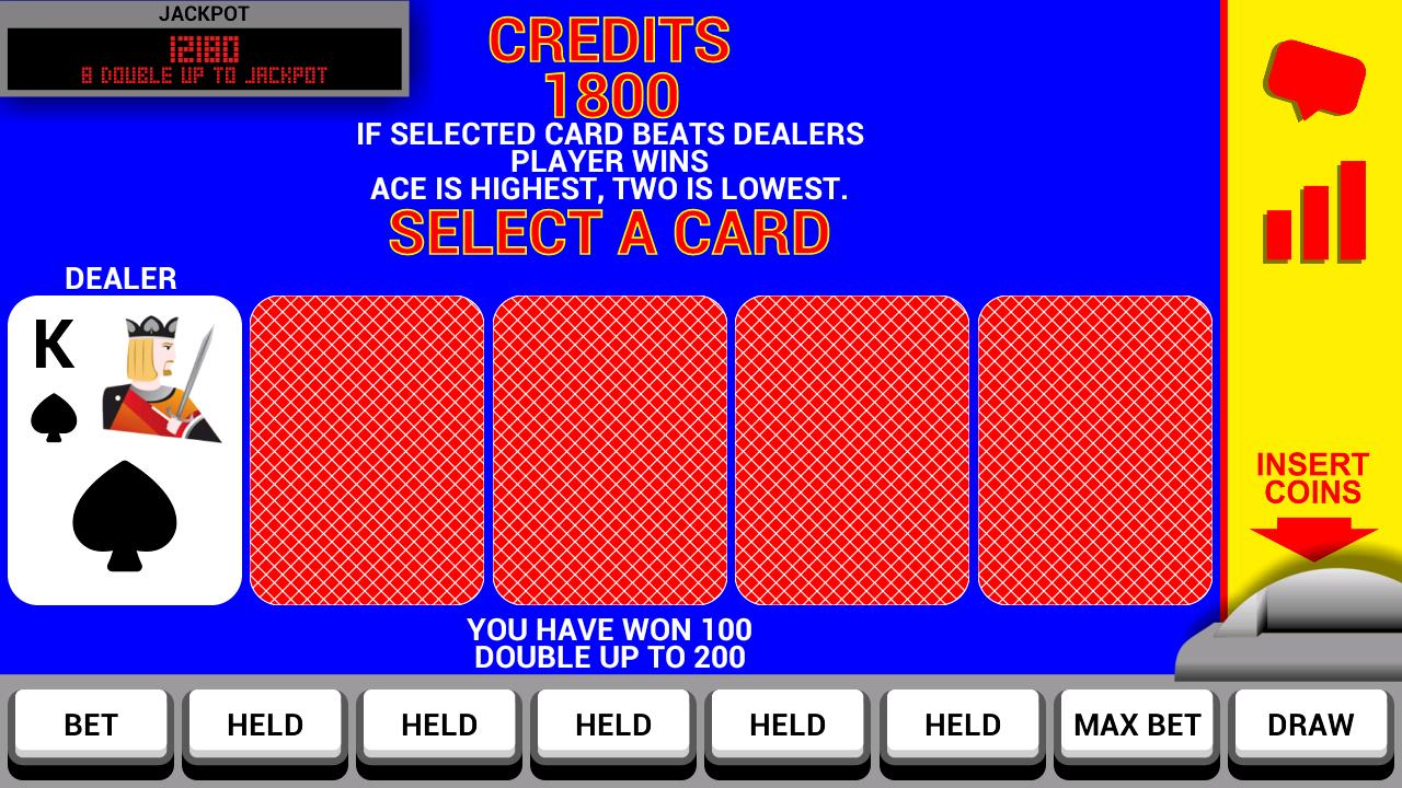 Видео покер - CasinoYAY com