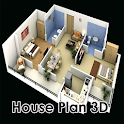 House Plan 3D icon