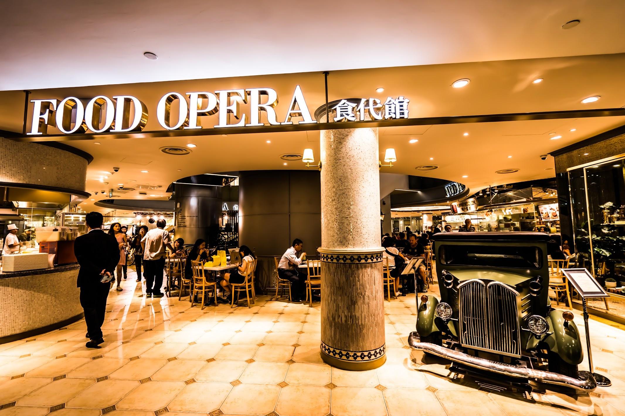 シンガポール アイオン・オーチャード(ION Orchard) フード・オペラ