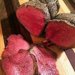 Homemade Roast Beef.