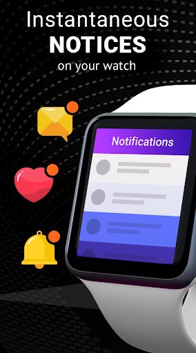 Smartwatch Bluetooth Notifier screenshot 1