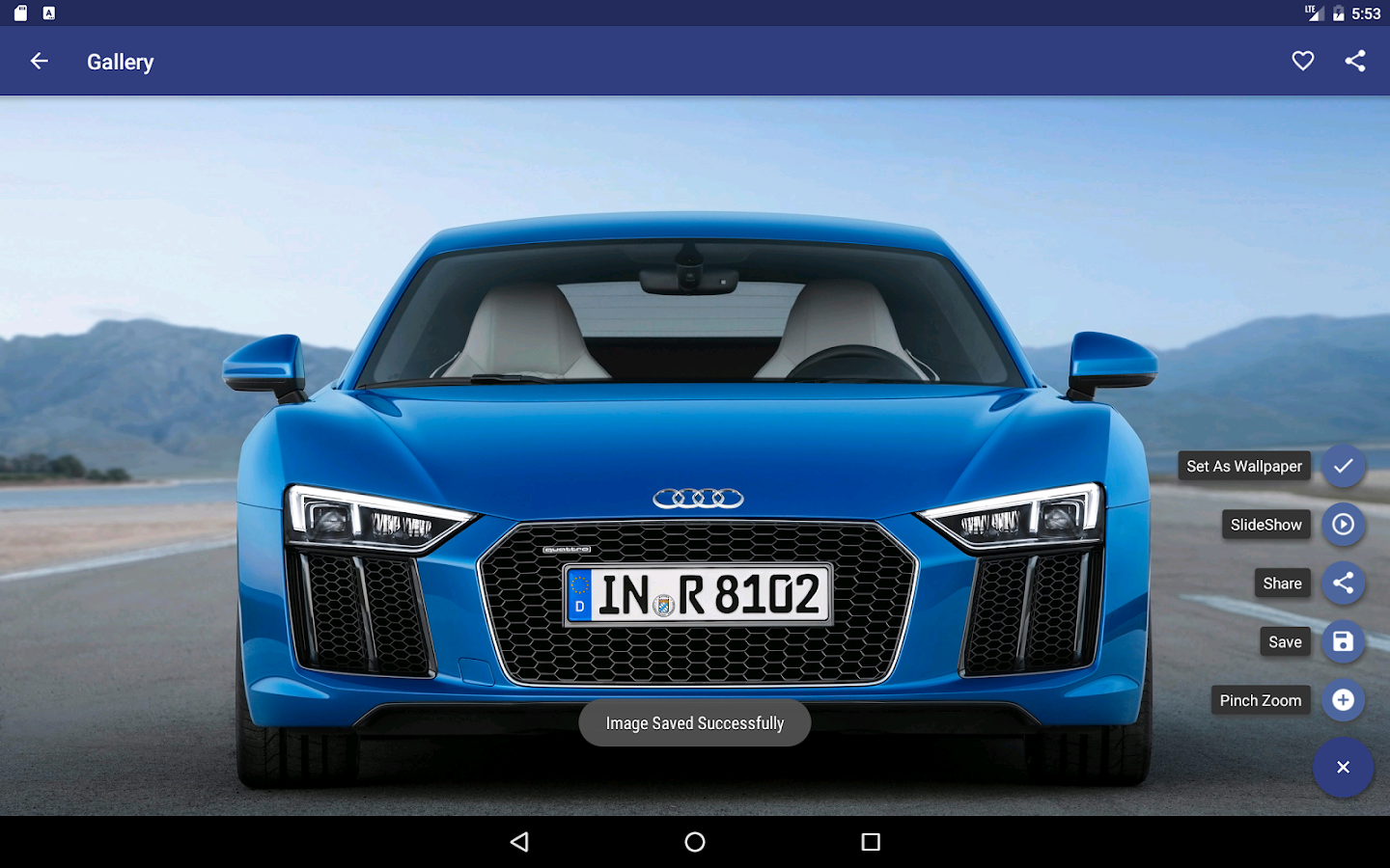 Audi Car Wallpapers Hd Screenshot