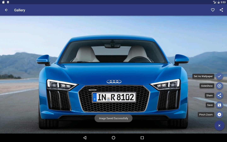 Audi Car Wallpapers Hd Screenshot