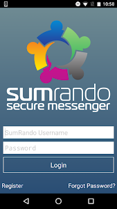 SumRando Messenger screenshot 0