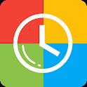 TimeR Machine: Run Walk Interval Timer icon