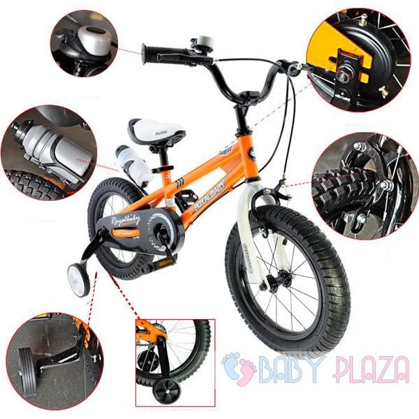 Xe đạp Royal Baby B-6 9