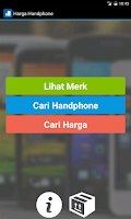 Screenshot of Harga Handphone