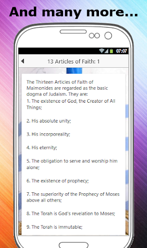 BELIEFS OF JUDAISM 1.1 screenshots 4