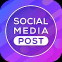 Social Media Post Maker - Social Post icon