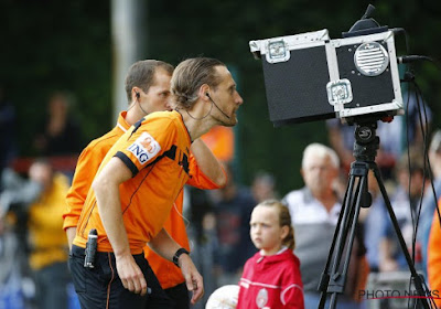 L'arbitrage vidéo utilisé pour la première fois en Pro League lors du derby hennuyer !