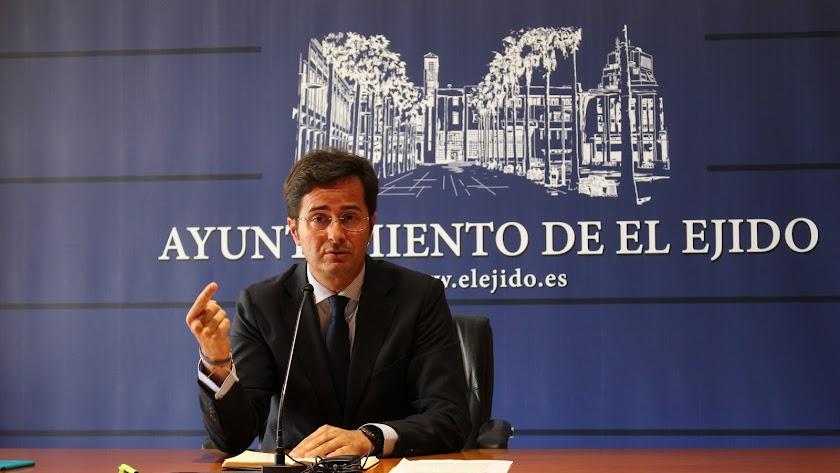 El alcalde de El Ejido, Francisco Góngora, ha defendido siempre su inocencia en este proceso.