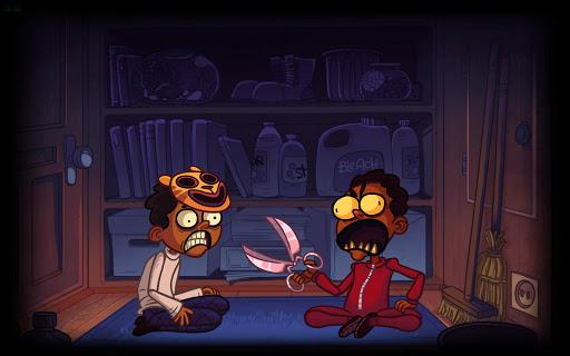 Troll Face Quest: Horror 3 apkmr screenshots 9
