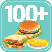 100+ Recipes Fast food